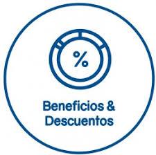 beneficios y descuentos