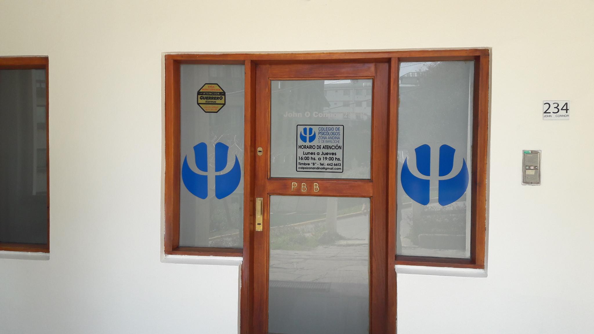 Secretaría Administrativa del Colegio